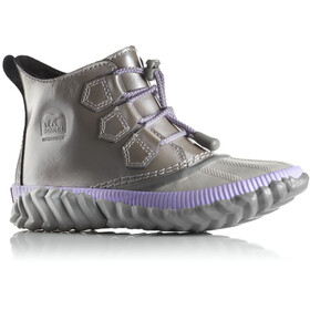 Sorel Out N About II Shoes Youth Quarry/Chrome Grey